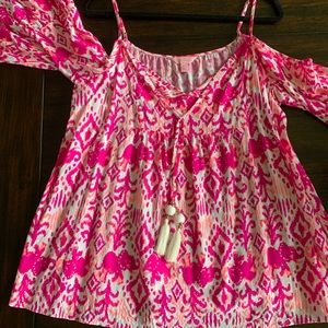 Lilly Pulitzer Alanna top